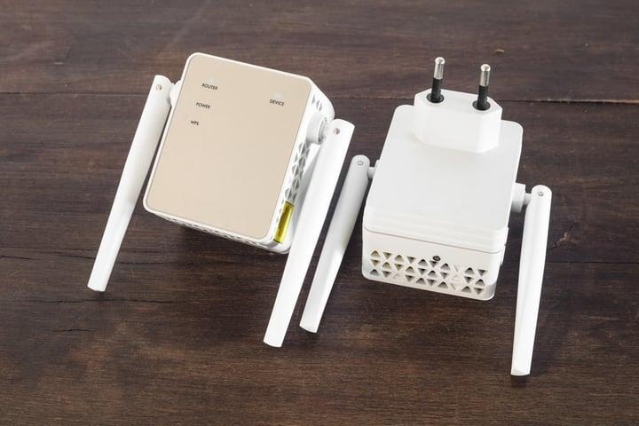 repetidores wifi en cascada para mejorar la señal wifi